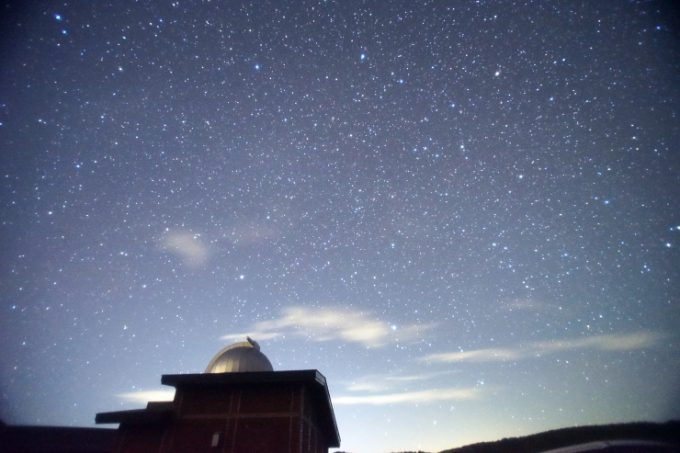 浄土平天文台