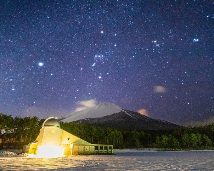 岩手山銀河ステーション