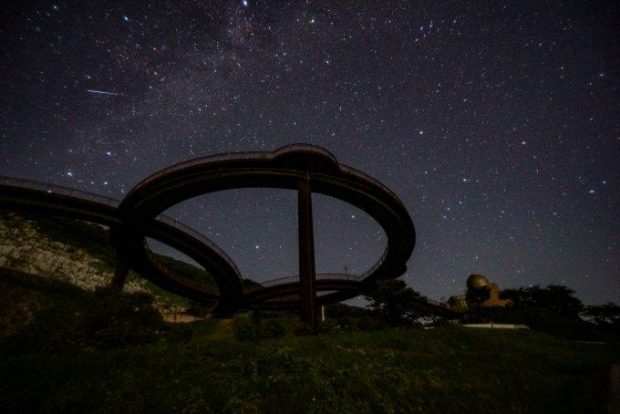星の村天文台 福島