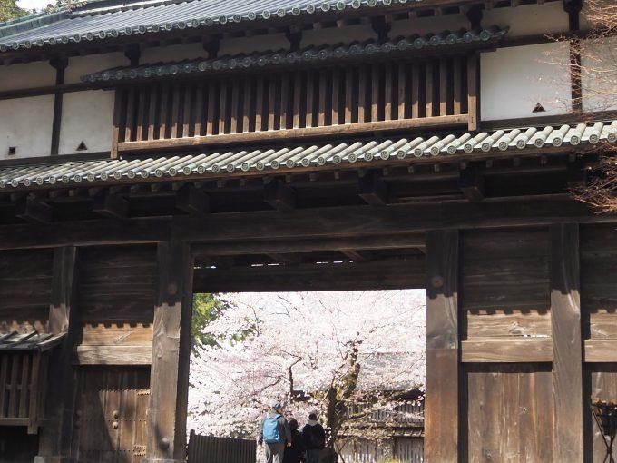 弘前公園 東内門