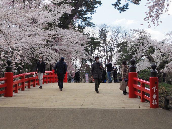 弘前公園 下乗橋
