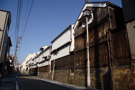 名古屋の裏側、那古野