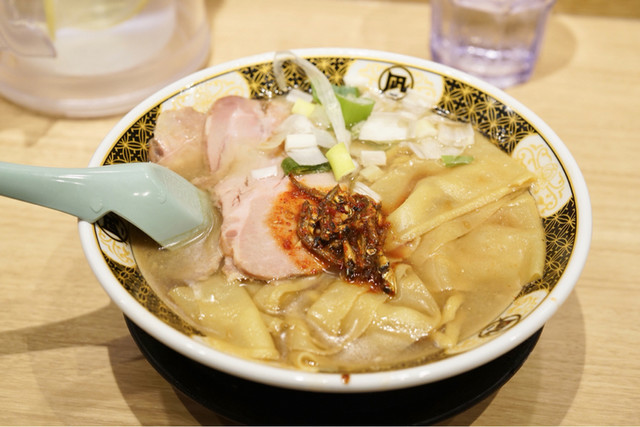 すごい煮干ラーメン 凪 名古屋驛麺通り店