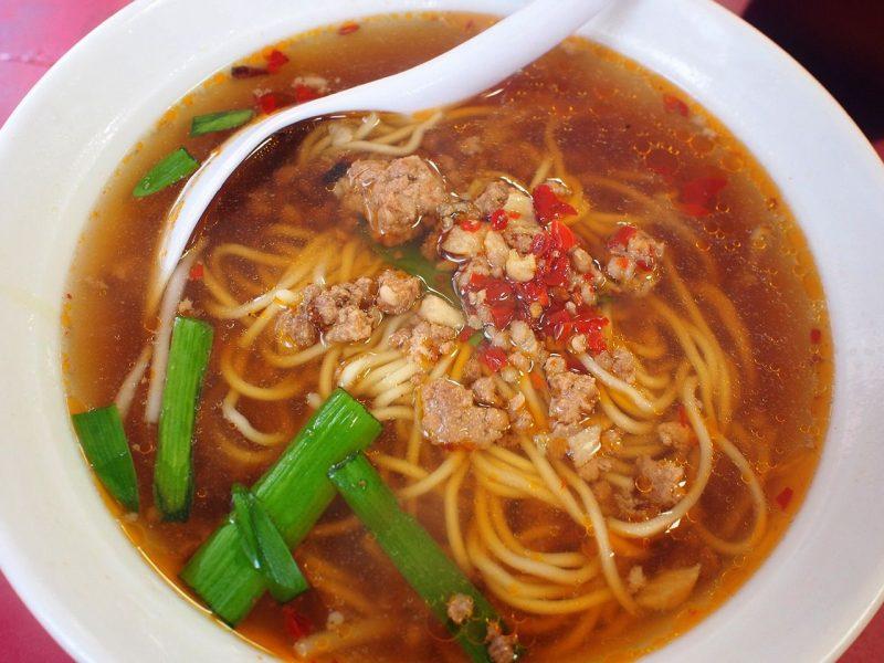 名古屋が生んだ中華料理の台湾ラーメン