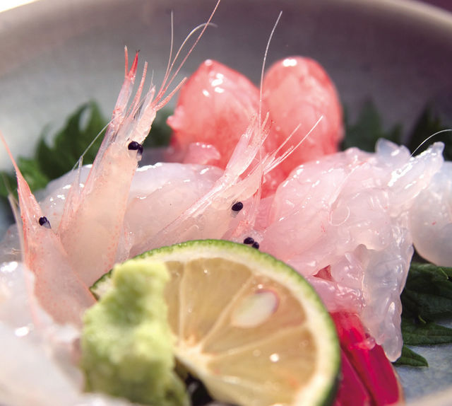 シロエビ  富山 郷土料理