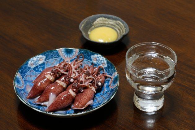 ホタルイカ 富山 郷土料理