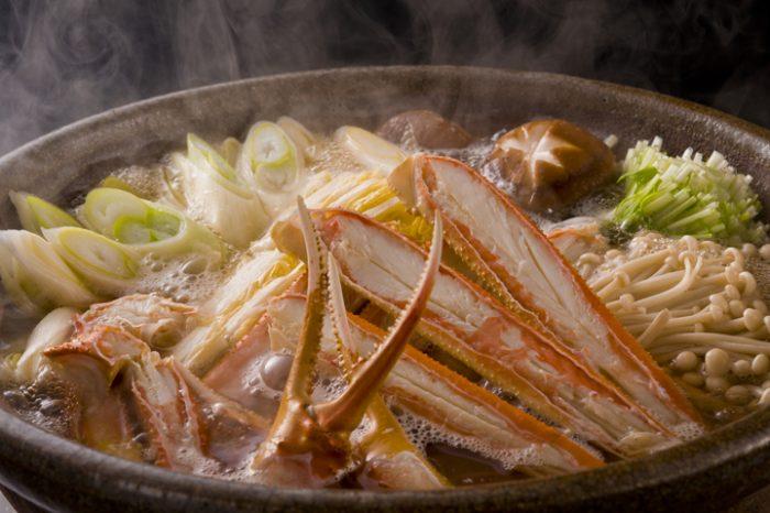 越前ガニ鍋