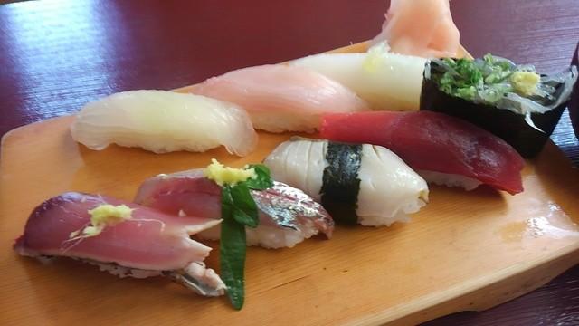伊豆 瀬浜寿司