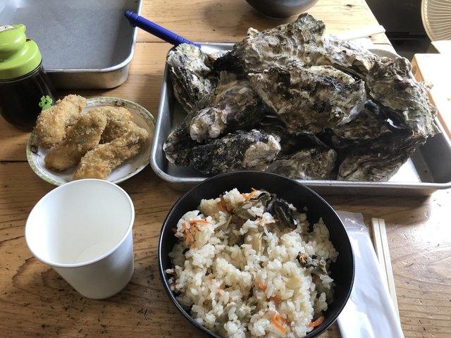 与吉屋 牡蠣