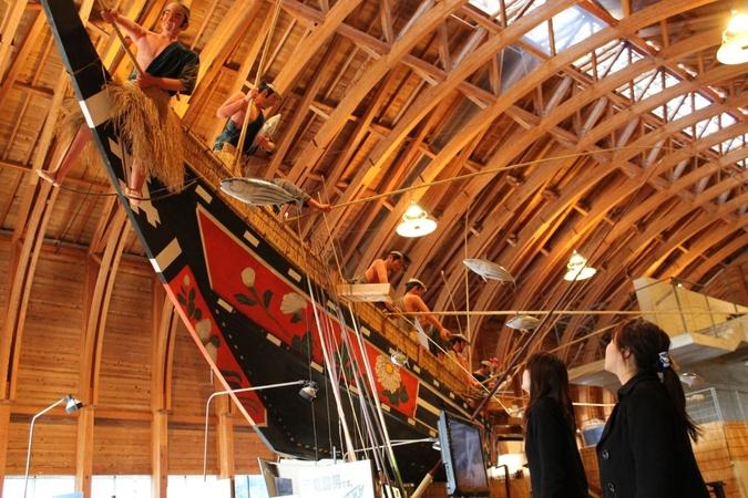 鳥羽市立海の博物館