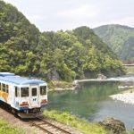 山と清流の景色に心癒される!初夏に行きたい長良川鉄道沿線の見どころ