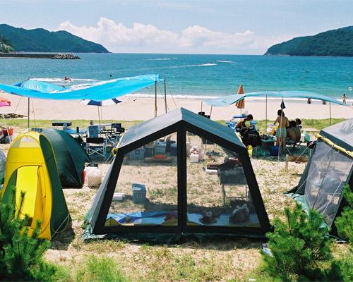 三木里海水浴場