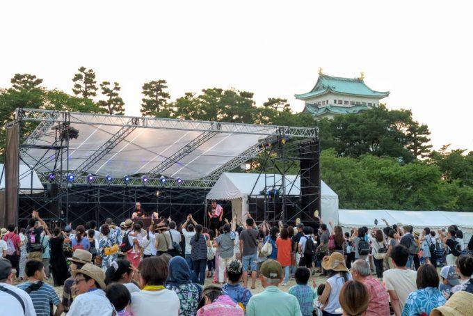 名古屋城夏まつり