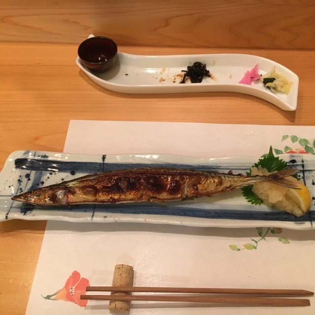 円居 秋刀魚