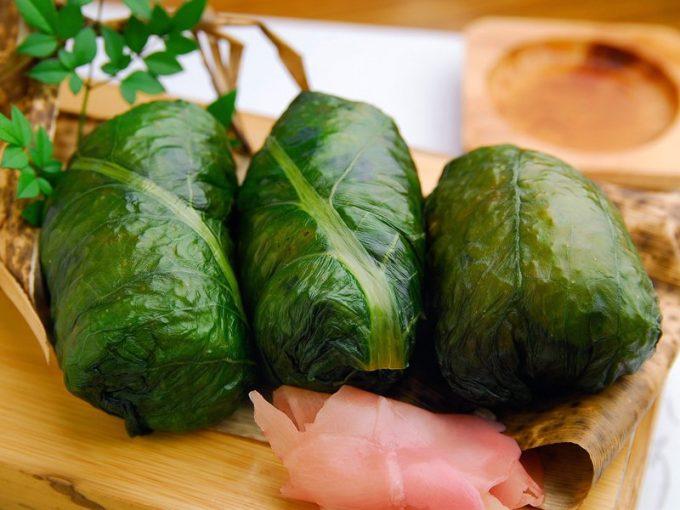 めはり寿司