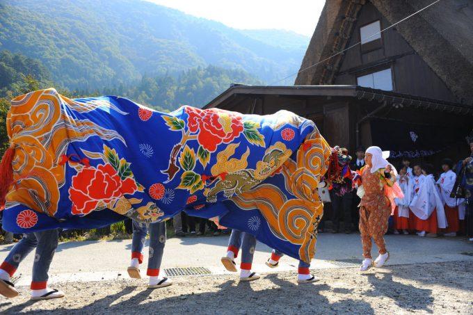 白川八幡神社・どぶろく祭りの館