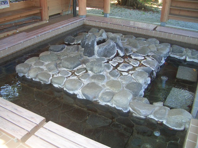 豊泉の足湯処