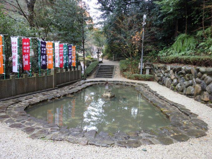 大縣神社梅園
