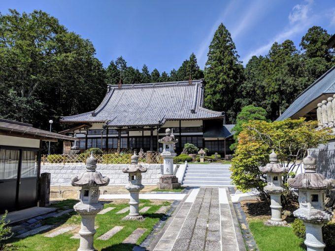 大明山龍護寺