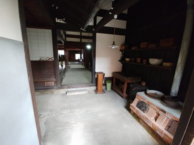大正村資料館・大正の館