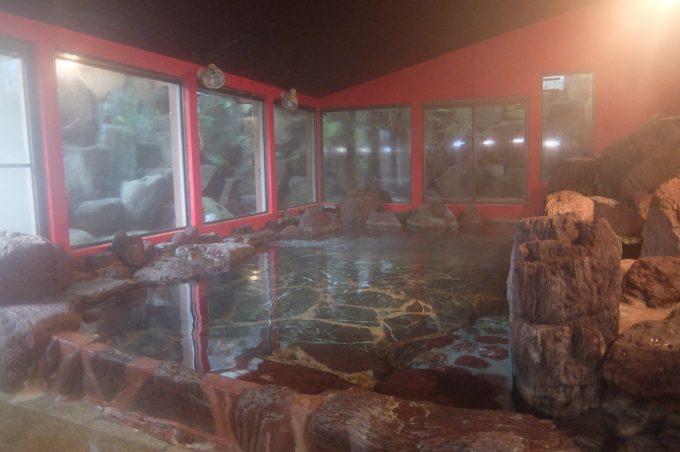 恵那ラヂウム温泉館